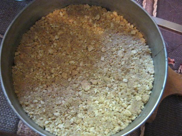 Cukierkowy torcik z winogronami