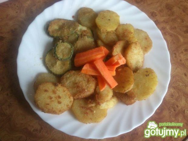 Cukinia i ziemniaki czyli ring Mariel