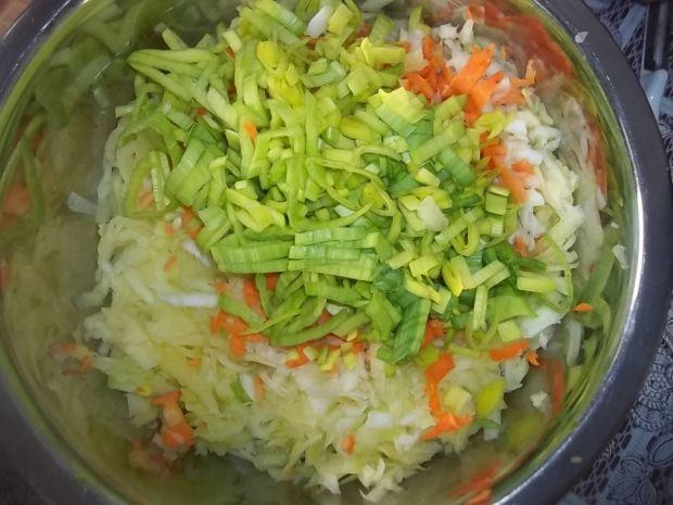 Cukiniowa zupa z soczewicą