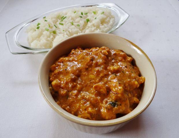 Curry z kurczakiem