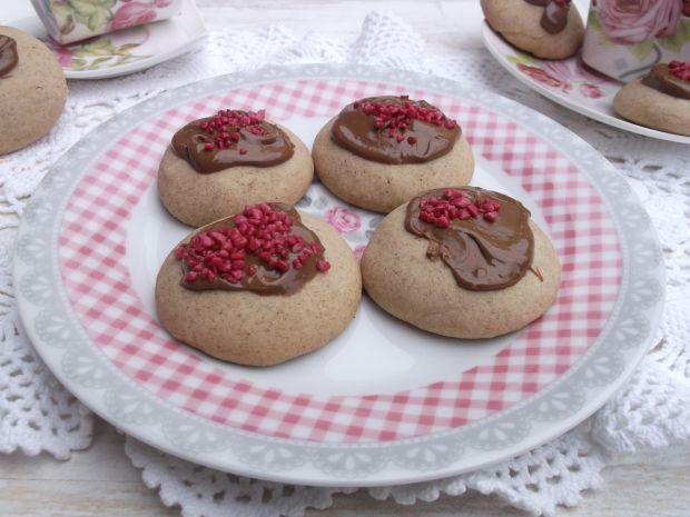 Cynamonowe ciasteczka z czekoladą