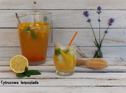 Cytrusowa lemoniada
