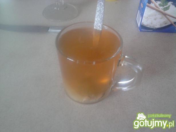 Cytryna do herbaty inaczej