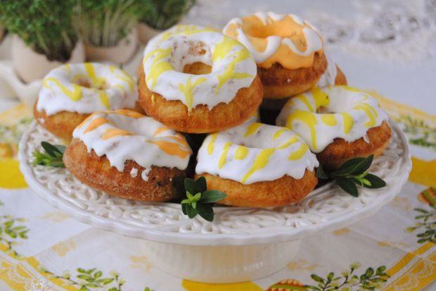 Cytrynowe babeczki