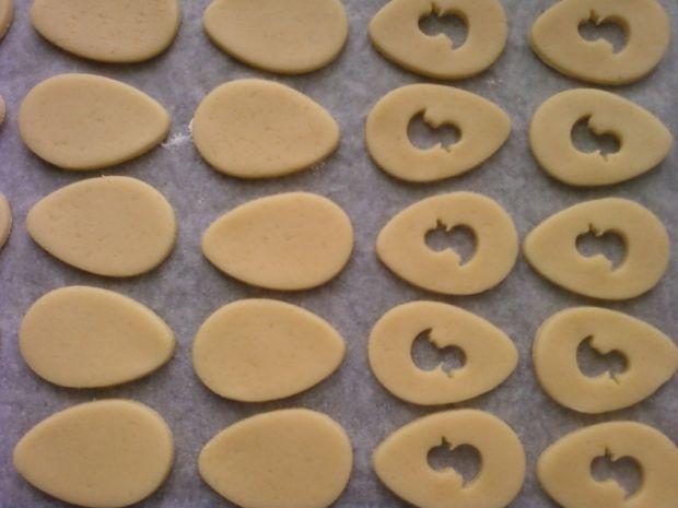Cytrynowe ciasteczka z marmoladą
