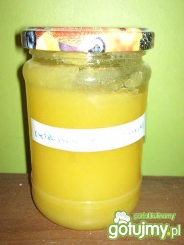 Cytrynowy dżem z cukinii wg Alex