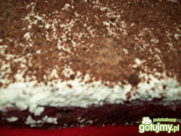 Czarny las- pyszne ciasto