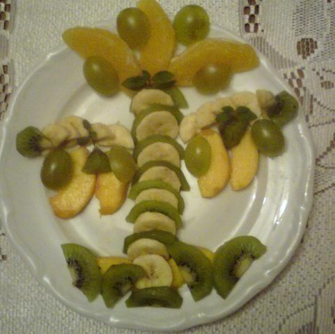 Czarodziejskie drzewko owocowe