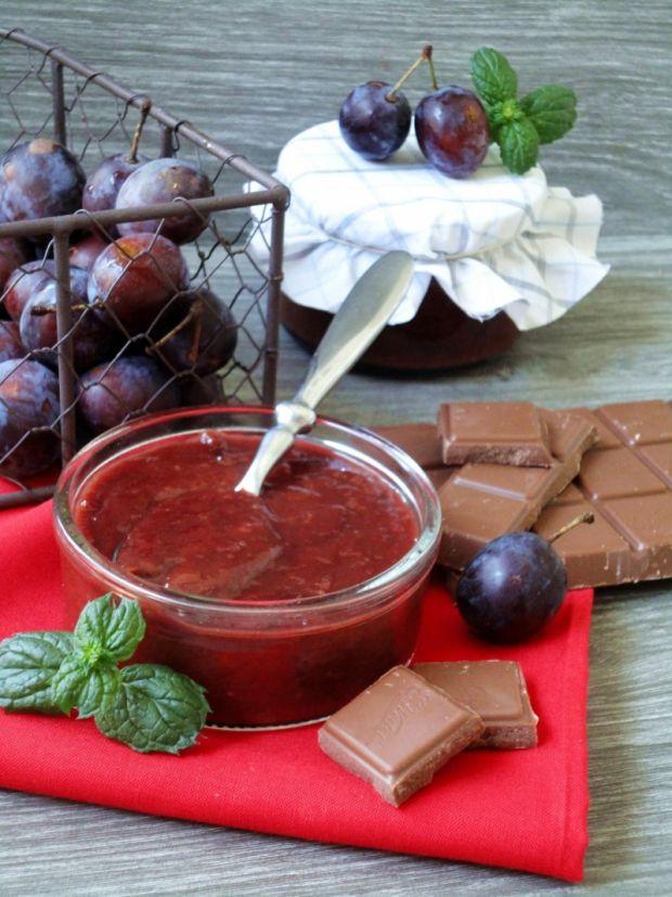 Czeko-śliwka czyli powidła z czekoladą