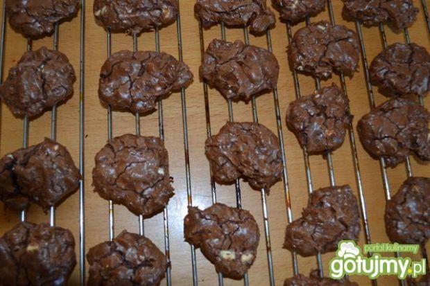 czekoladowe ciasteczka Niebo w gębie