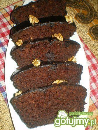 Czekoladowe ciasto buraczane