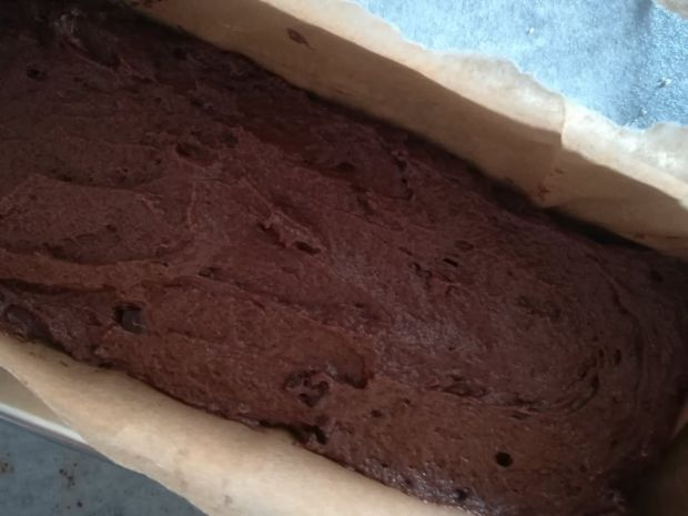 Czekoladowe ciasto z chilli