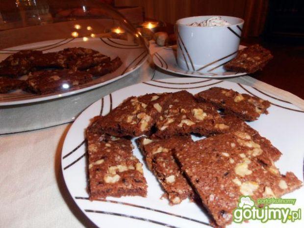 Czipsy brownie - brownie crisps