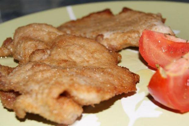 Czosnkowe filety z kurczaka.