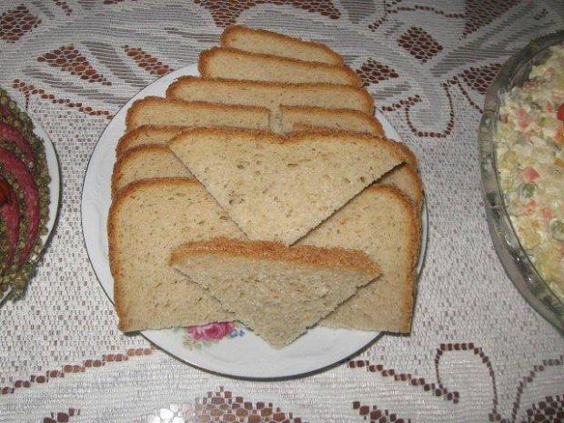 Czosnkowy chleb z automatu