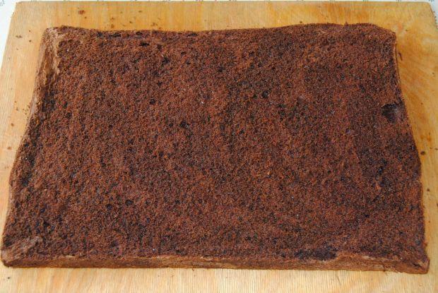 Delicjusz czekoladowo- chałwiowy
