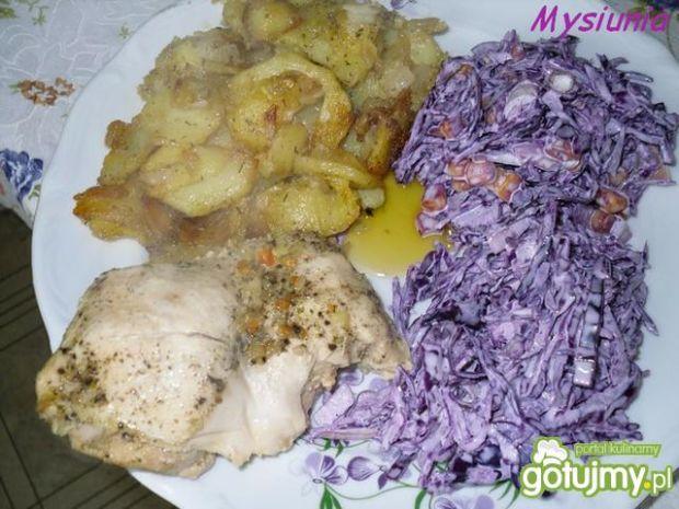 Delikatna piers z kurczaka