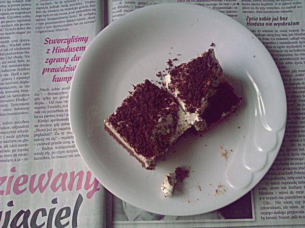 Delikatne ciasto kawowe