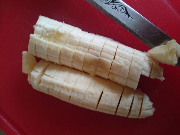Delikatne placuszki jogurtowe z bananem