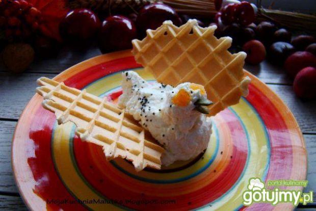 Deser dla milusińskich -serkowy ptaszek