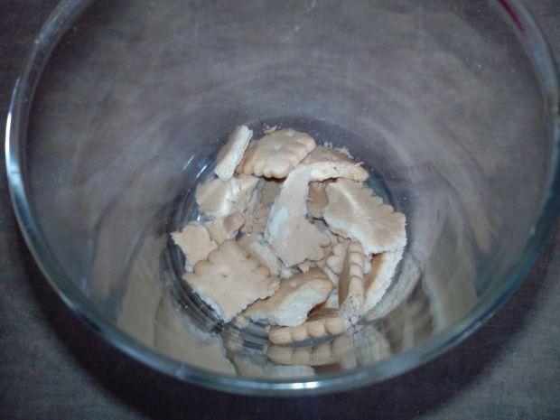 Deser z kaszy manny z galaretką