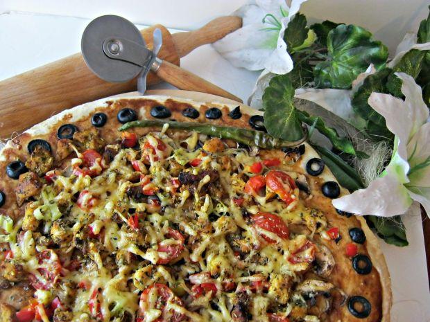 Diabelska pizza