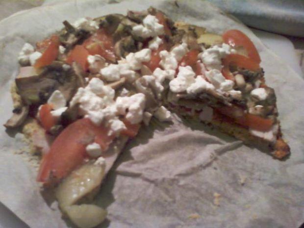 Dietetyczna i pyszna pizza Dukan