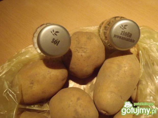 Dietetyczne ala frytki ziołowe