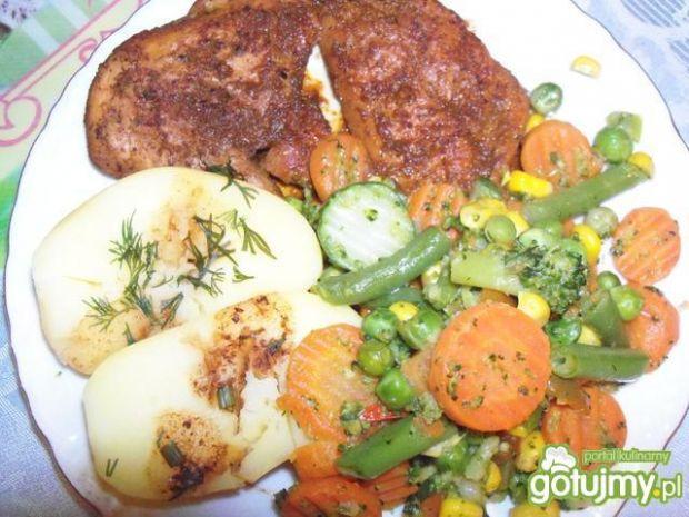 Przepis Dietetyczny Filet Z Kurczaka Z Warzywami Przepis Gotujmy Pl