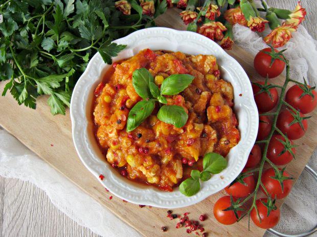 Dietetyczny Gulasz Z Kurczaka I Batata