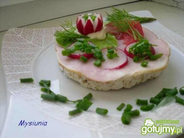 Dietetyczny pomysł na kolację