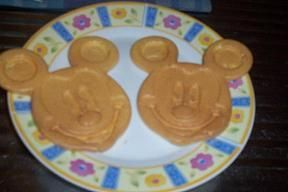Disneyowe gofry