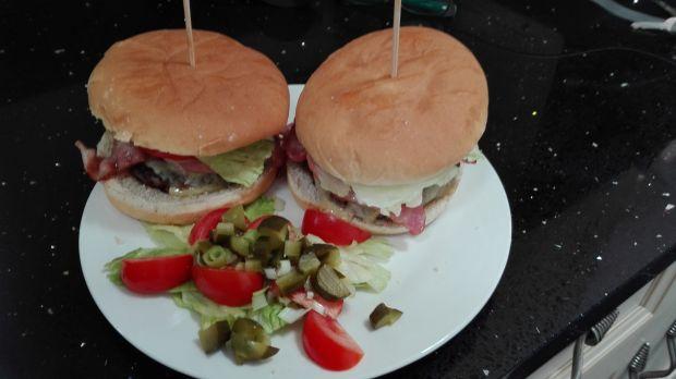 Dobry przepis na hamburgera
