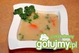 Domowa aromatyczna zupa jarzynowa
