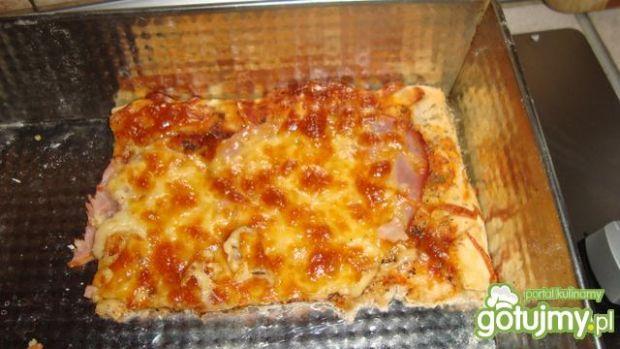 Domowa Pizza 9