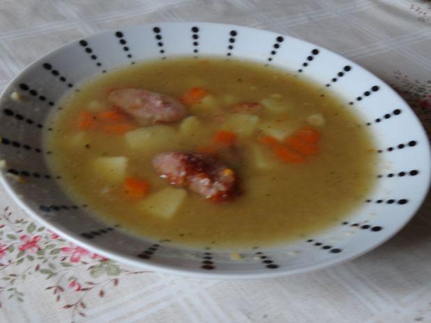 Domowa Zupa Grochowa Przepis Gotujmy Pl
