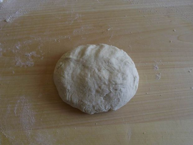 Domowe kluski z serem