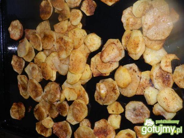 Domowe talarki ziemniaczane