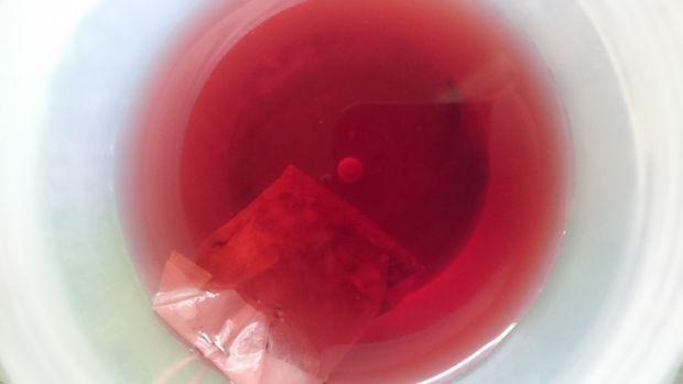 Domowe żelki/galaretki z herbaty owocowej