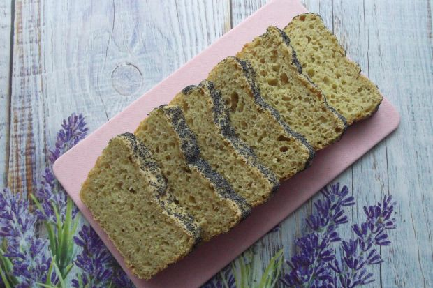 Domowy chleb pszenno-kukurydziany