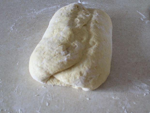 Domowy chleb tostowy