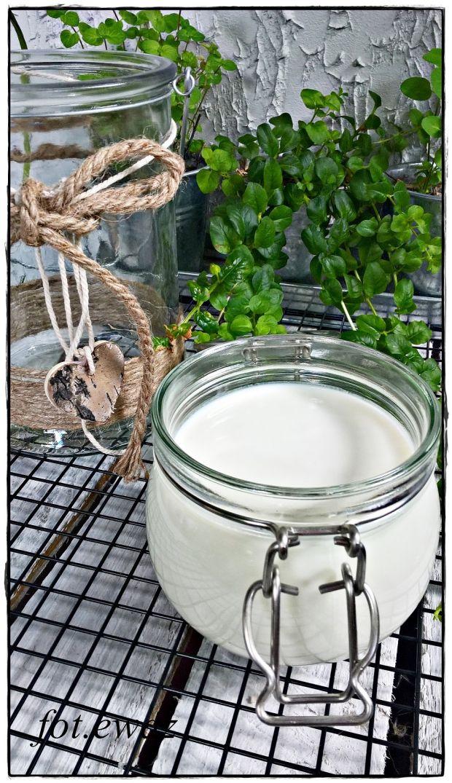 Domowy jogurt naturalny