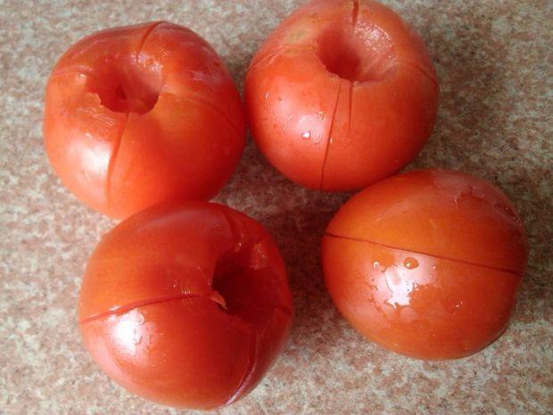 Domowy ketchup z czosnkiem