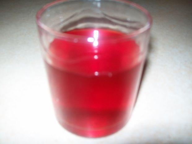 Domowy sok truskawkowy