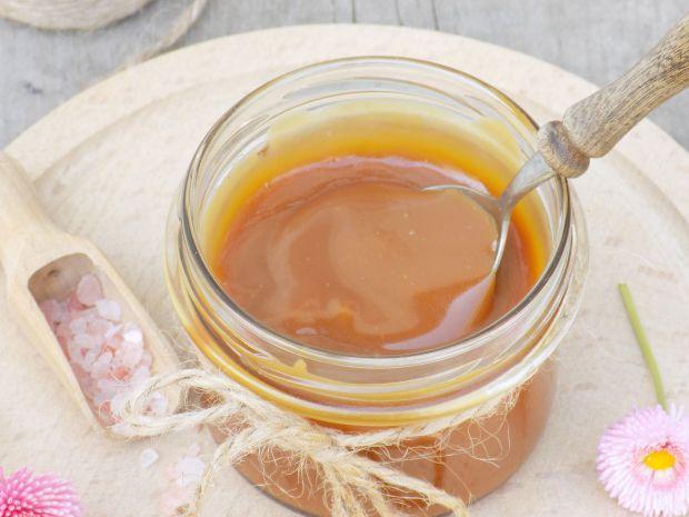Domowy solony karmel