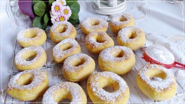 Donuty batatowe z piekarnika bez tłuszczu