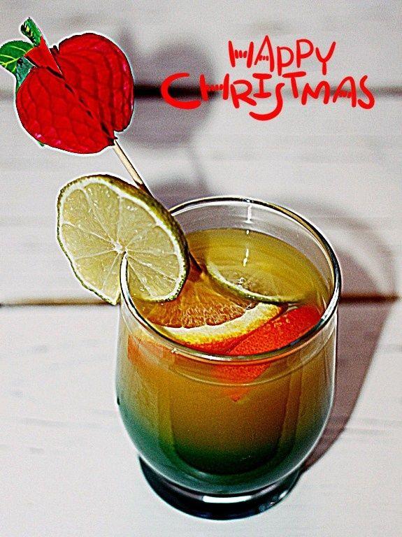 Drink bezalkoholowy o smaku limonki