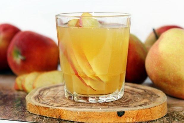 Drink jabłkowo-miętowy