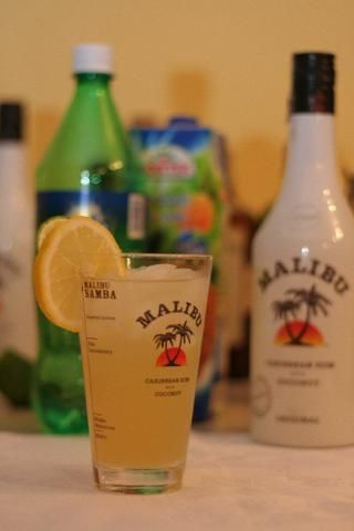 Drink Samba