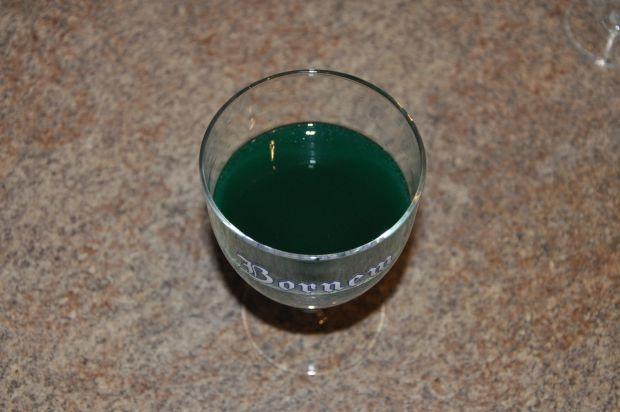 Drink zielona wyspa